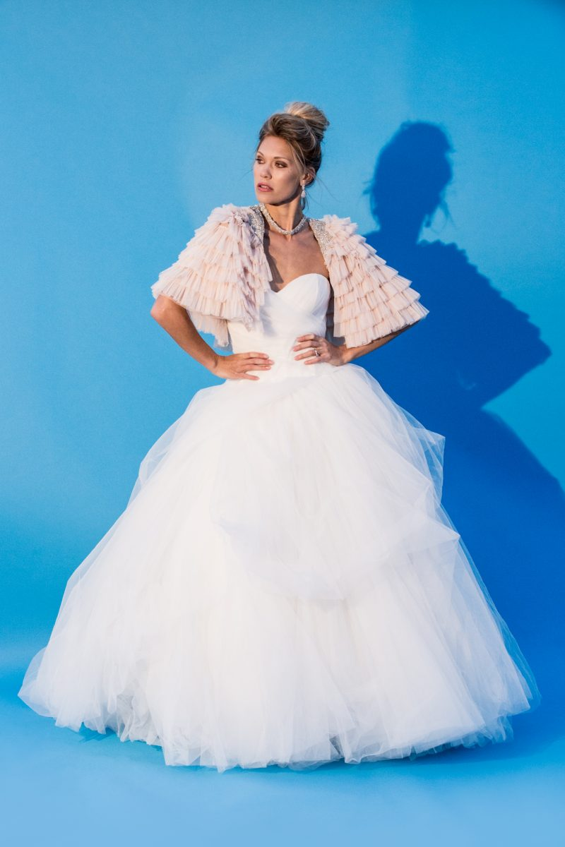 Enchanting Southern Belle Style Wedding Dresses Photos